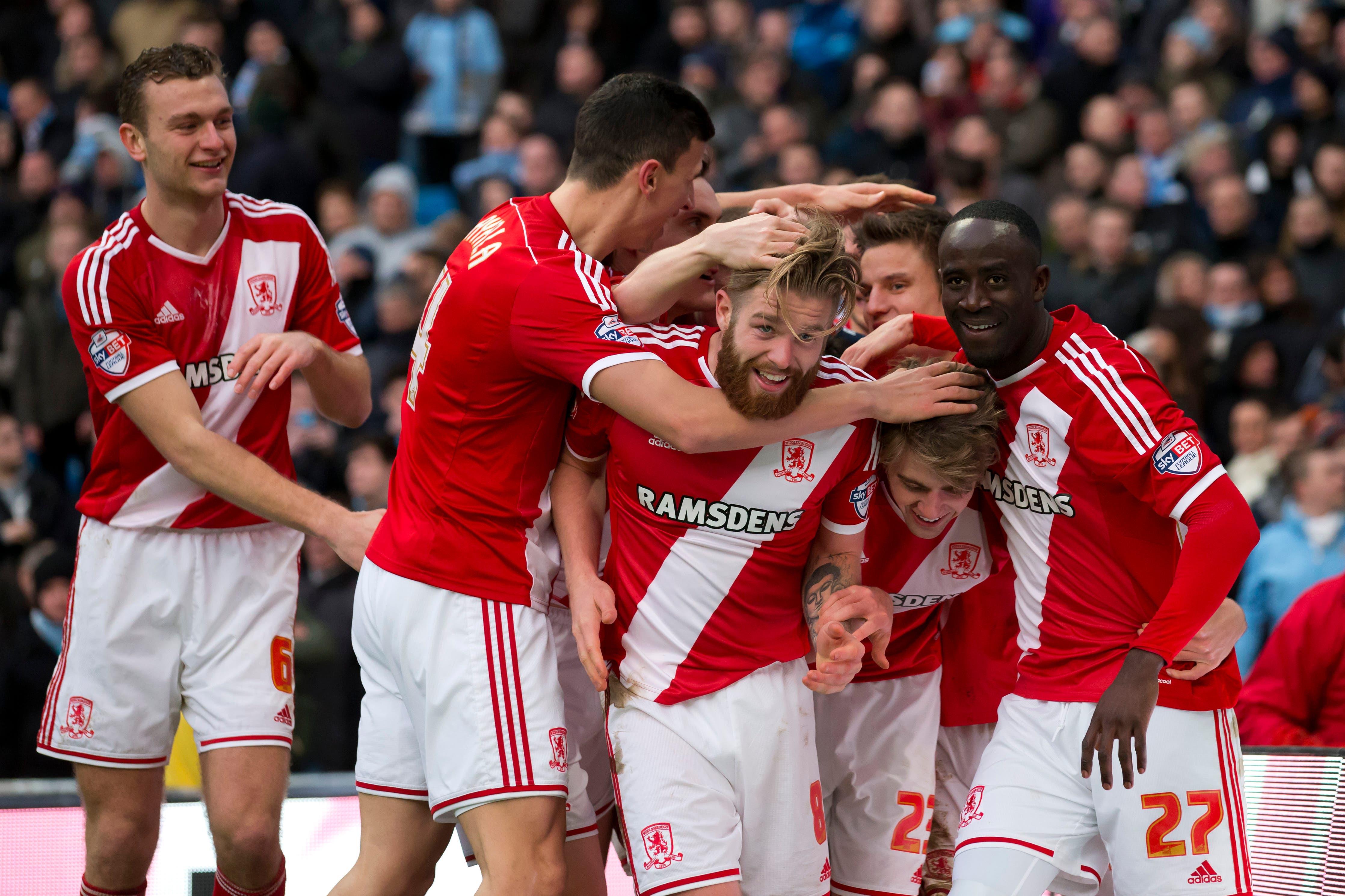 Middlesbrough (AP)