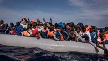 1300 مهاجر أنقذوا في المتوسط يصلون إيطاليا