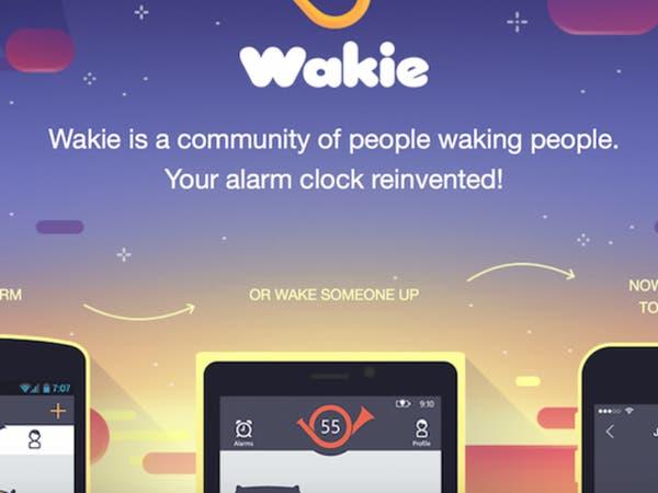 شبكة اجتماعية لإيقاظ النائمين على الأجهزة الذكية