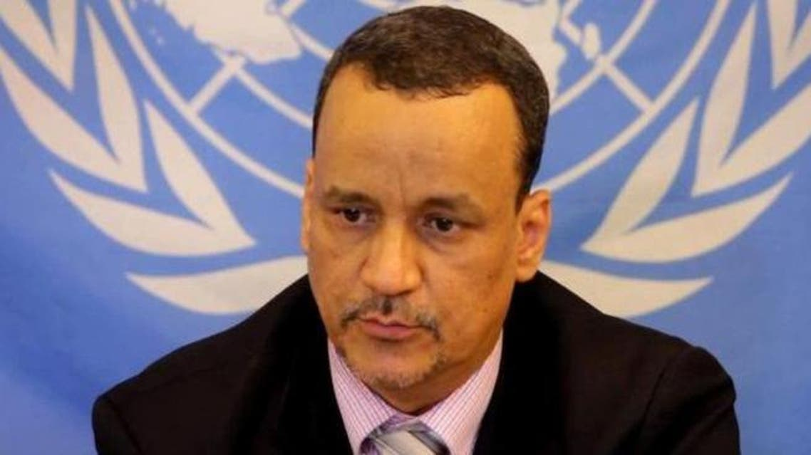 Secretary General Ban Ki-Moon nominated Ismail Ould Cheikh Ahmed, the current UN Ebola chief, as special envoy to Yemen. (AFP/File)
