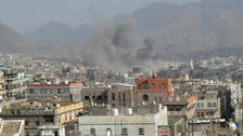 Saudi-led coalition launches airstrikes on Houthis