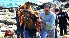 Med shipwreck survivors describe terror on dry land