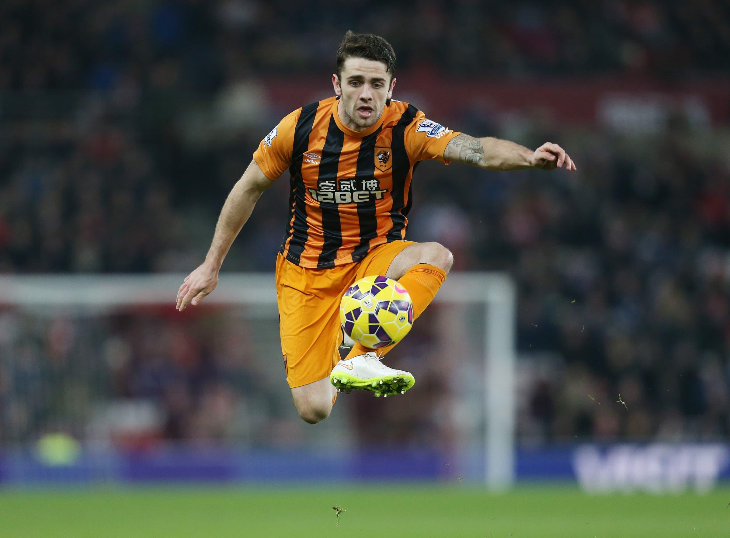 Hull City's Robbie Brady (AP)