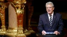 German president condemns Turkish 'genocide' against Armenians