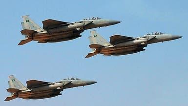 غارات على مواقع الحوثي في صنعاء وتعزيزات للمقاومة بلحج