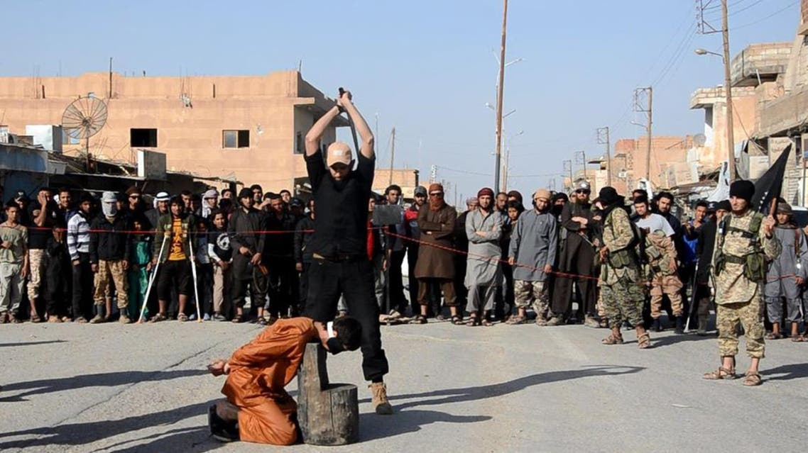 داعش يعدم رجلاً في الحسكة بتهمة موالاة الوحدات الكردية