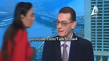Heart attack compelled Egyptian presenter to leave guest on air