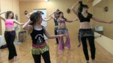 Hips don't lie: Women learn belly dancing at Toronto school