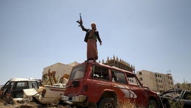 """الحوثيون ينهبون المشتقات النفطية بحجة """"المجهود الحربي"""""""