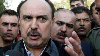 وفاة رستم غزالي.. رجل النظام الشرس بسوريا ولبنان