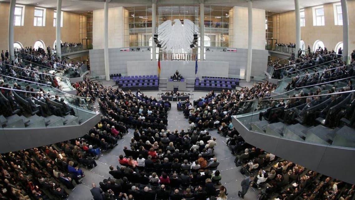 البرلمان الآلماني