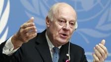 دي ميستورا: إيران مدعوة للمشاركة في المشاورات حول سوريا