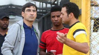 بيتوركا: مرحبا بمحمد نور في تدريبات اتحاد جدة