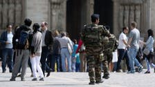 Thwarted French militant brought up on terror charges
