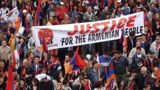 Lebanese Armenians commemorate genocide