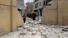 U.N. invites Syrian parties to peace talks in Geneva in May