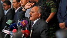 Saleh reportedly leaves Yemen, location unknown