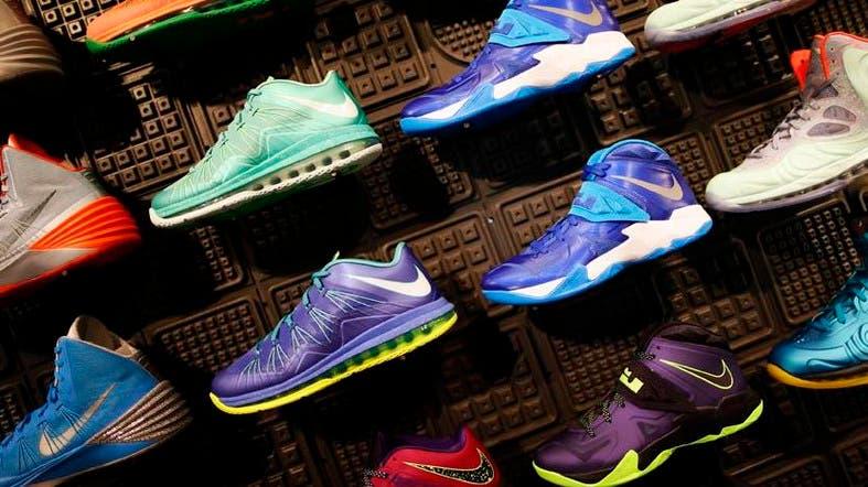 Just don't do it: ISIS bans Nike sports brand Al Arabiya