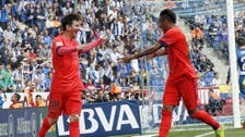 Neymar and Messi help 10-man Barca beat Espanyol