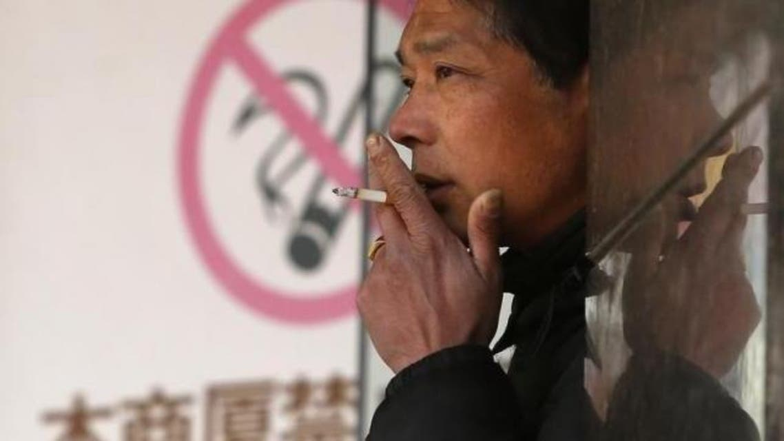 China smoker Reuters