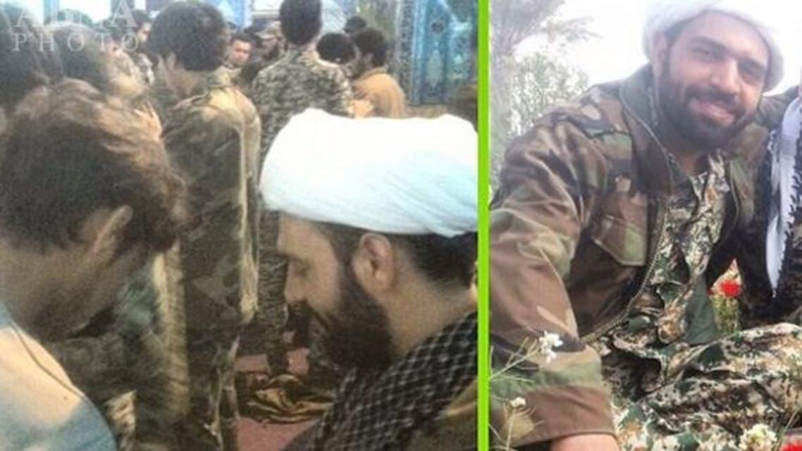مقتل عالم دين إيراني في معارك درعا بسوريا