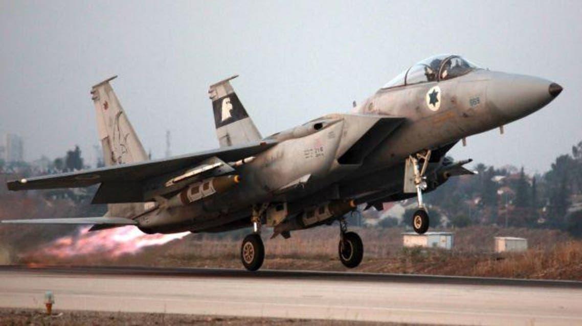 غارات إسرائيلية تستهدف قوات حزب الله والنظام بالقلمون