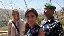 Salma Hayek visits Lebanon to launch film 'The Prophet'