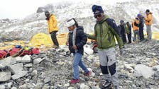 First survivors of Mount Everest avalanche reach Kathmandu
