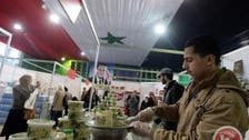 Damascus fair encourages people to 'buy Syrian'