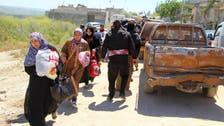 Syria warplanes strike northwest city seized by rebels