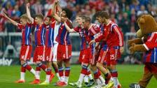 Bayern Munich clinches Bundesliga title