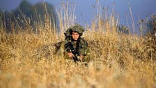 Israel army kills four men at Syria frontier