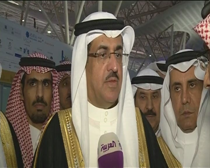 وزير الخدمة المدنية عصام بن سعد بن سعيد