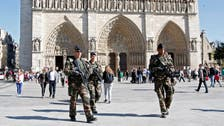 Three suspects held in French investigation into failed church attack