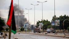 الجيش الليبي يسقط طائرة تابعة للميليشيات
