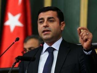 برلمان أوروبا يدعو للإفراج الفوري عن سياسي تركي معارض