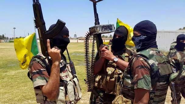 شبه نظاميان حزب الله عراق