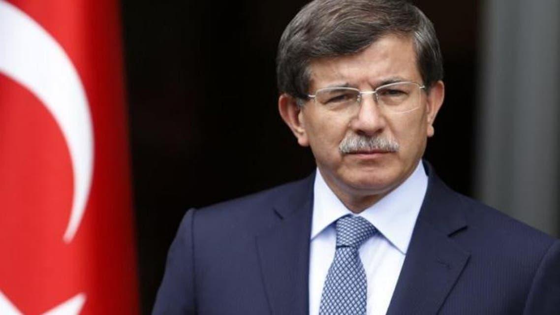 رئيس وزراء تركيا أحمد داوود أوغلو