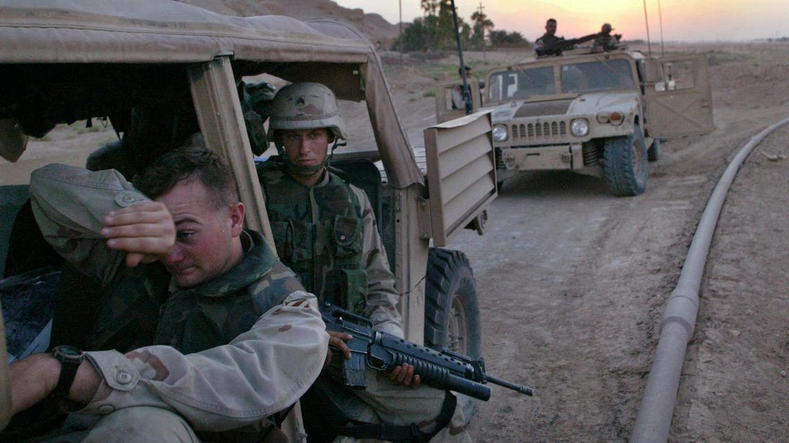 UK man accused of killing U.S. soldier with bomb in Iraq (AP)