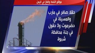 ما هو وضع النفط اليمني والغاز في النزاع الراهن؟