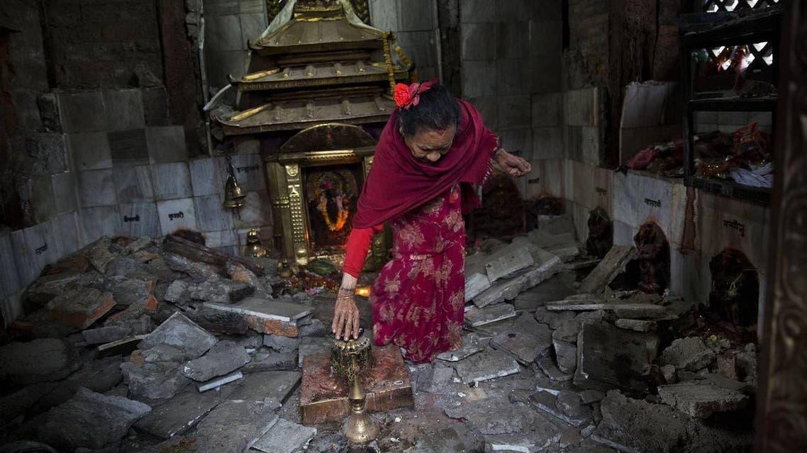 بعد الزلزال.. فقد 250 شخصاً إثر انهيار جليدي في نيبال