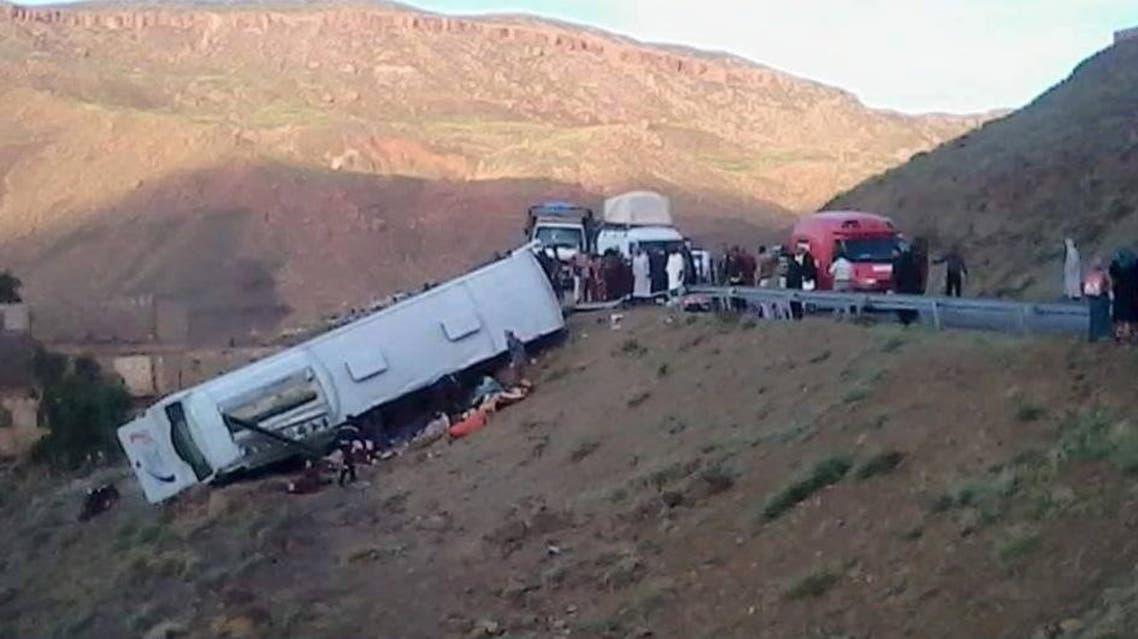 الحوادث المغرب