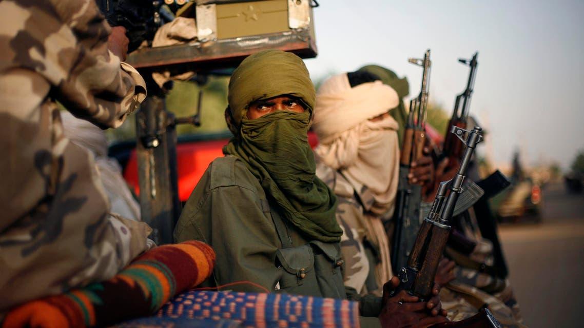 Tuareg rebels AP