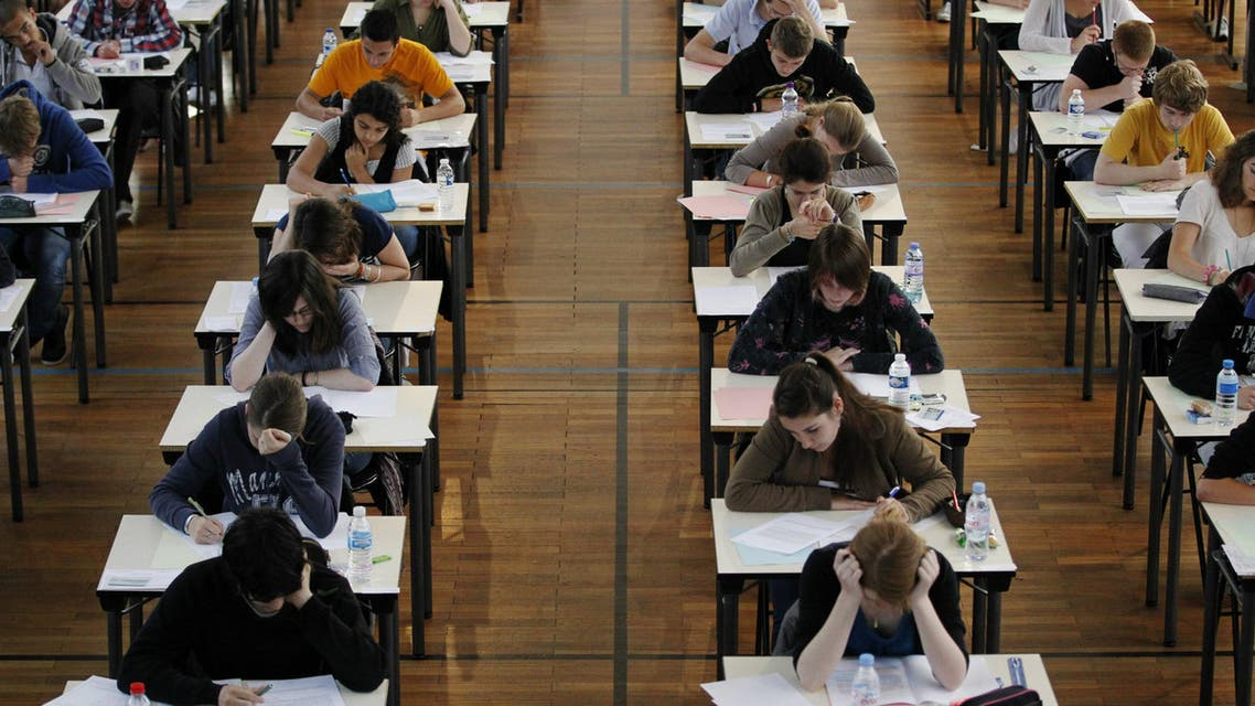 French students - Reuters