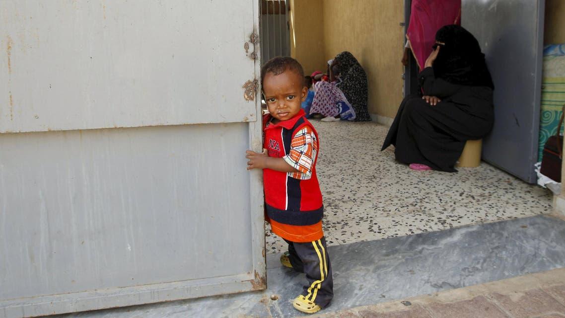 Libya detention center Reuters
