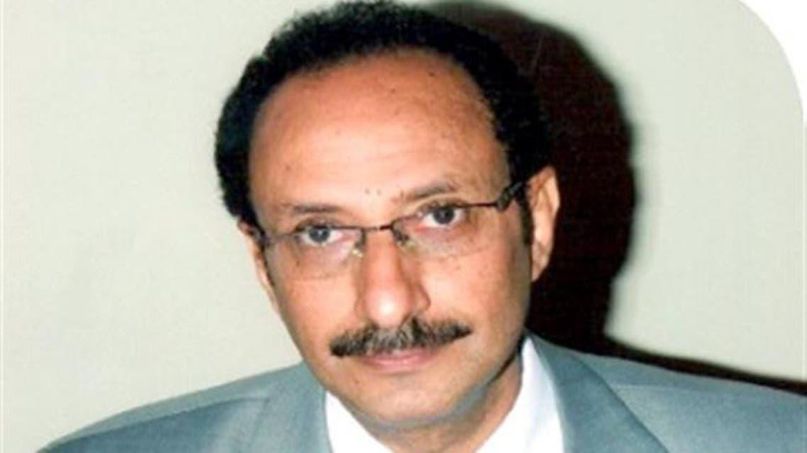 وزير حقوق الإنسان اليمني عزالدين الأصبحي