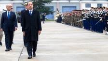 France increases defense budget post-attacks: Hollande