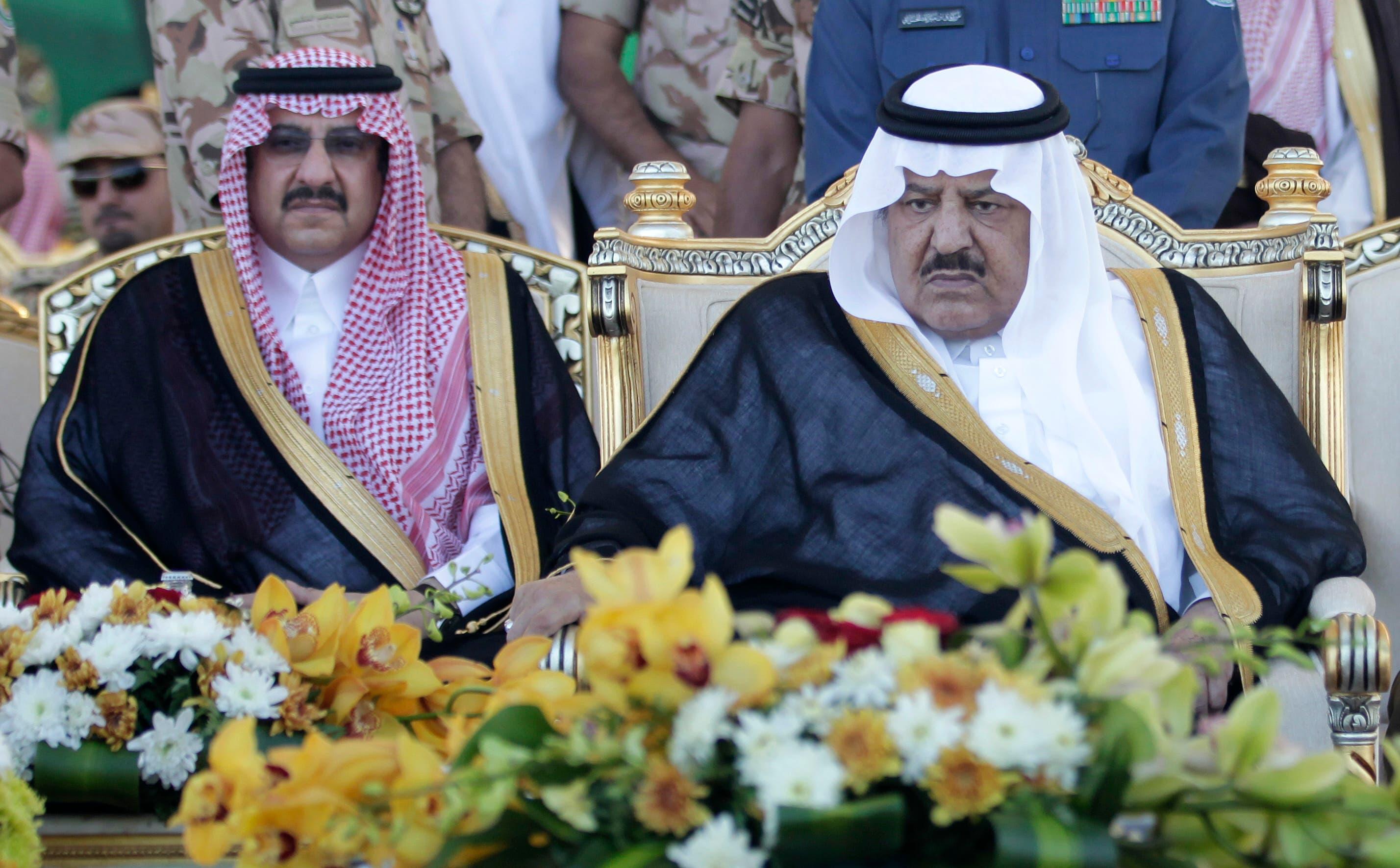 Prince Mohammed bin Nayef AP