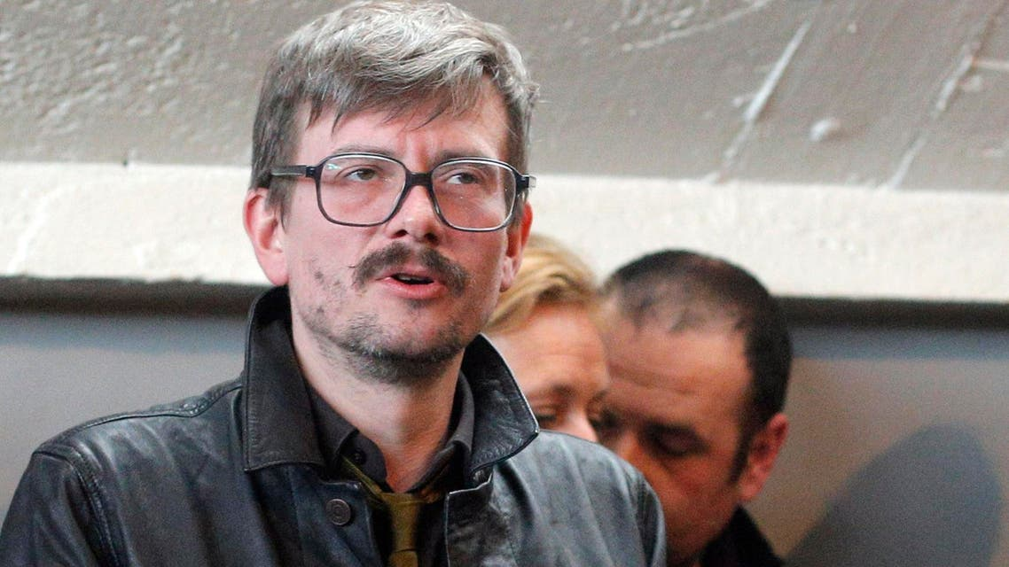 Charlie Hebdo cartoonist Renald Luzier, known as Luz (File photo: AP)