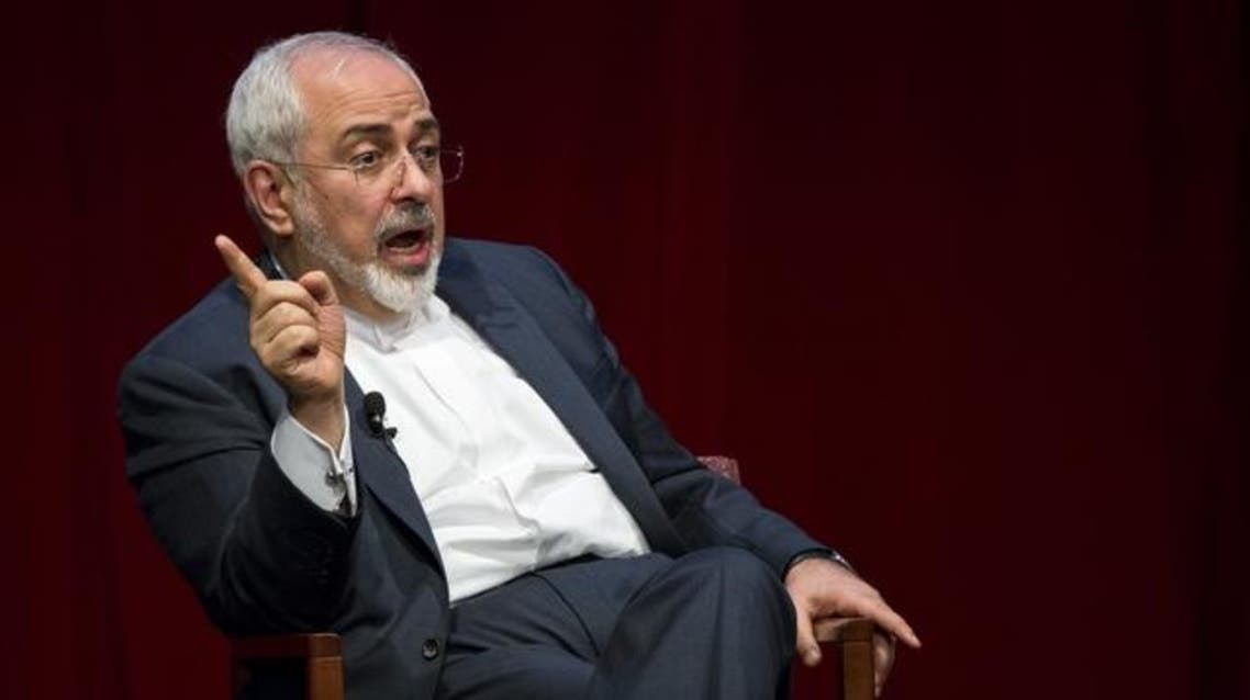 ranian Foreign Minister Mohammad Javad Zarif speaks at the New York University (NYU) Center on International Cooperation in New York April 29, 2015. (Reuters)